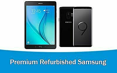 Premium Refurbished Samsung