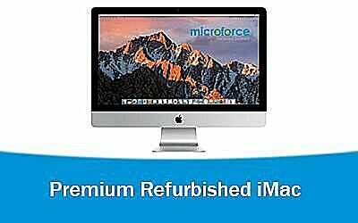 Premium Refurbished iMac