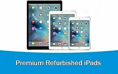 Premium Refurbished iPad