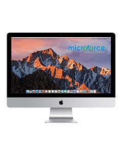 """Apple iMac 27"""" 5K LI5 I5 3.3 16GB 3TB FD R9 Refurbished 5*"""