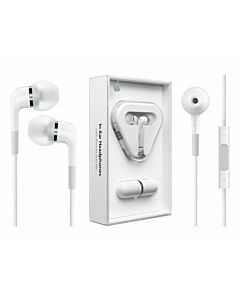 APPLE IN EAR HEADPHONES REMOTE AND MIC