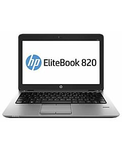 "HP Elitebook 820 G3 I5 8GB 260SSD 12"" Refurbished 4*"