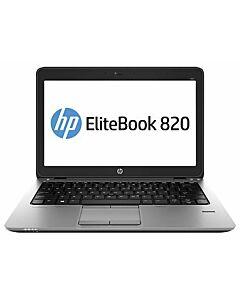 "HP Elitebook 820 G3 I5 8GB 260SSD 12"" Refurbished 4*"