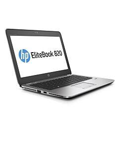 "HP Elitebook 820 G3 I7 8GB 260SSD 12"" Refurbished 4*"
