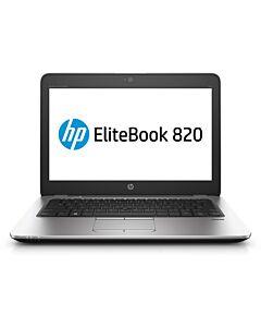 "HP Elitebook 820 G4 I5 8GB 256SSD 12"" Refurbished 4*"