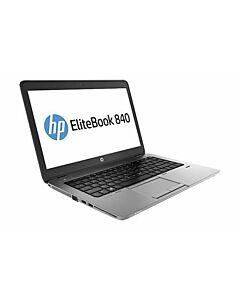 "HP Elitebook 840 G2 I5 8GB 128SSD 14"" W10 Refurbished 4*"