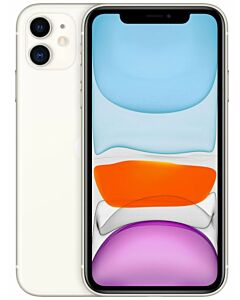 iPhone 11 128GB White Refurbished 4*