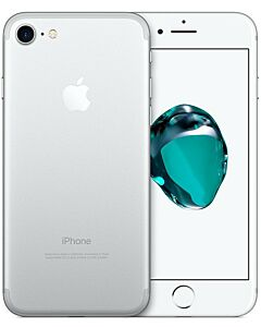 iPhone 7 128GB Silver Refurbished 4*