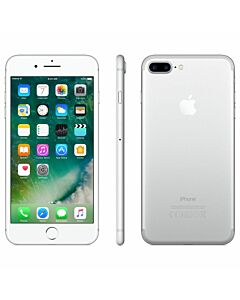 iPhone 7 Plus 128GB Silver (refurbished 5*)