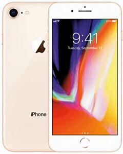 iPhone 8 256GB Gold Refurbished 5*