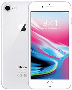 iPhone 8 64GB Silver Refurbished 5*