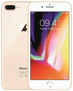 iPhone 8 Plus 64GB Gold Refurbished3*