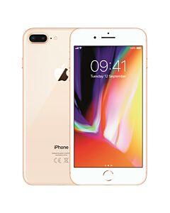 iPhone 8 Plus 64GB Gold Refurbished4*