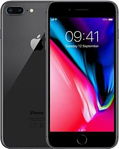 iPhone 8 Plus 64GB Space Grey Refurbished 5*