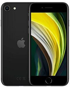 iPhone SE 2020 64GB Black Refurbished 3*