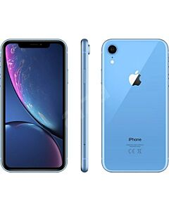 iPhone XR 256GB Blue Refurbished 5*