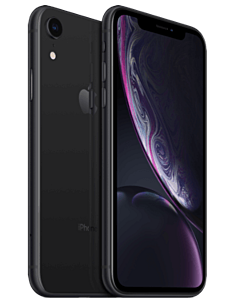 iPhone XR 64GB Black Refurbished 4*