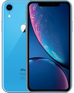 iPhone XR 64GB Blue Refurbished 5*