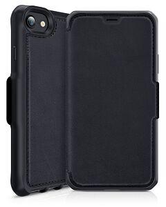 ITSKINS iPhone 8/7/6s/6 Level 2 HybridFolio Leather Black
