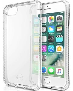 ITSKINS iPhone 8/7/6s/6 Level 2 SpectrumClear, transparant