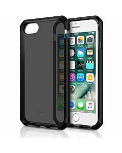 ITSKINS iPhone 8/7/6s/6 Level 3 SupremeClear Black