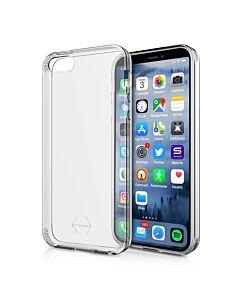 ITSKINS iPhone SE/5s/5 Level 1 NanoGel Transparent