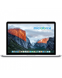 "MacBook Pro 13"" E15 I7 3.1 16GB 256SSD Refurbished 4*"