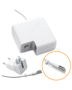 "MagSafe 1 adapter 85W 18.5V 4.6A MacBook Pro 15"" A1286"