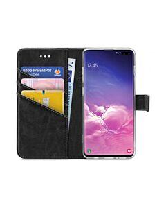 My Style Flex Wallet for Samsung Galaxy S10 Plus Black