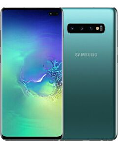 Samsung Galaxy S10 Plus 128GB GreenRefurbished 5*