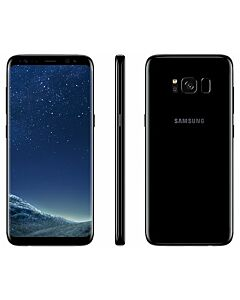 Samsung Galaxy S8 64GB Black Refurbished 3*