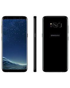 Samsung Galaxy S8 64GB Black Refurbished 5*