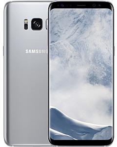 Samsung Galaxy S8 64GB Silver Refurbished 5*