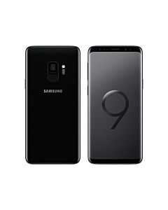 Samsung Galaxy S9 64GB Black Refurbished 5*