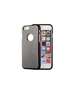 Soft Silicon Hoesje iPhone 5/5S/SE Zwart